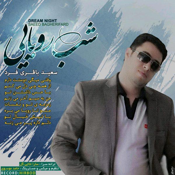 Saeed Bagheri Fard - Ye Shab Royaei