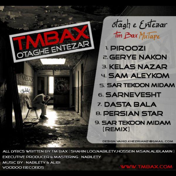 TM Bax - Sar Tekoon Midam (Remix)