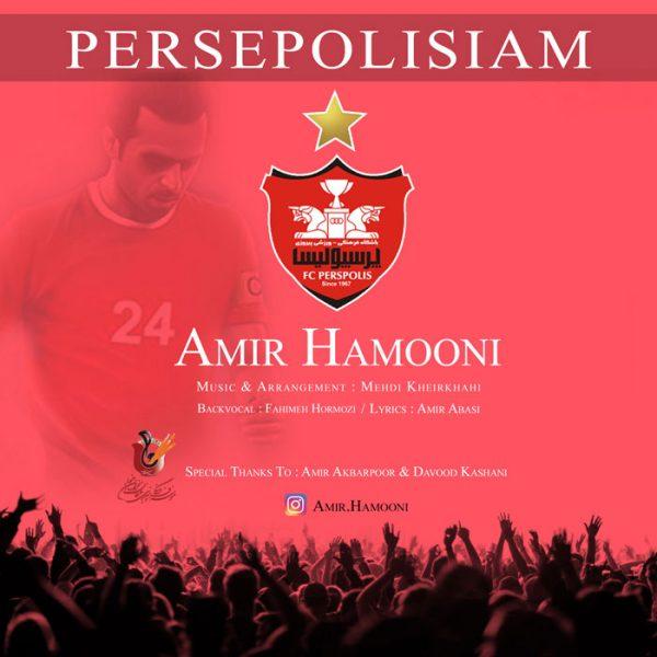 Amir Hamooni - Persepolisiam