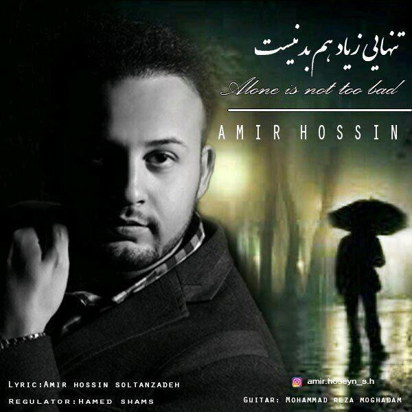 Amir Hossein Soltanzadeh - Tanhaei Ziad Ham Bad Nist