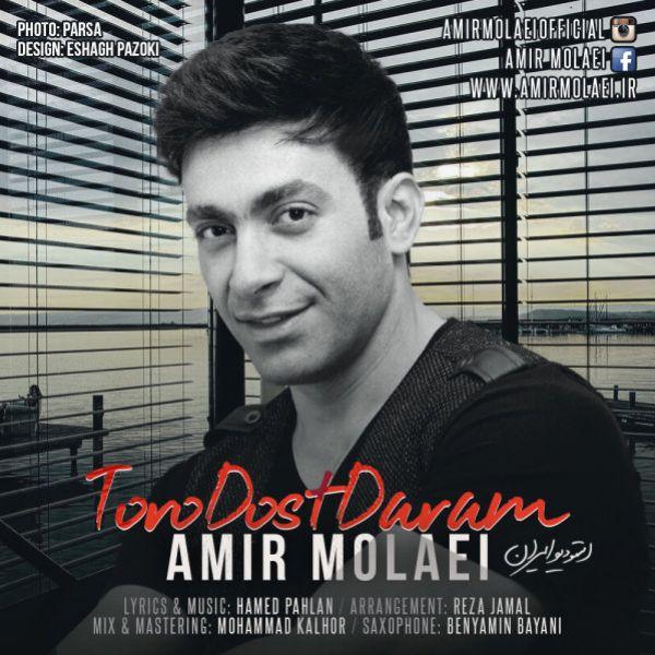 Amir Molaei - Toro Dost Daram