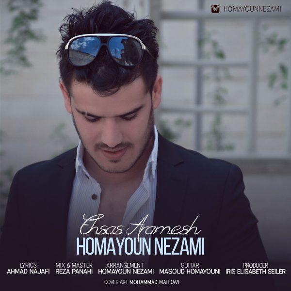 Homayoun Nezami - Ehsase Aramesh