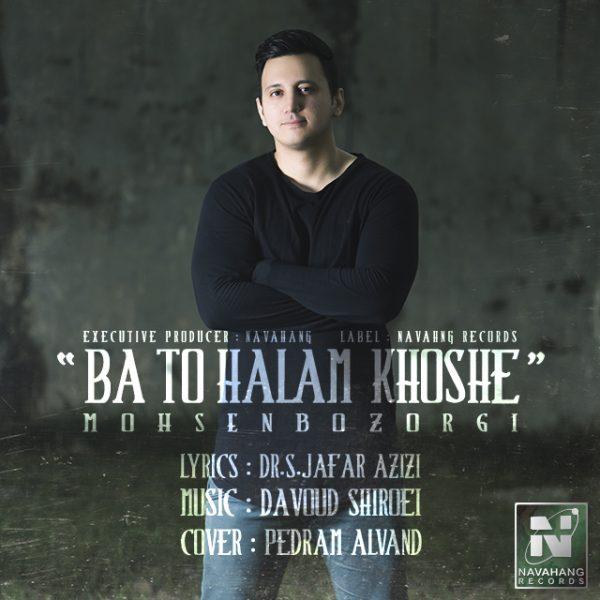 Mohsen Bozorgi - Ba To Halam Khoshe