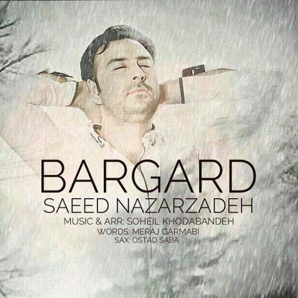 Saeed Nazarzadeh - Bargard