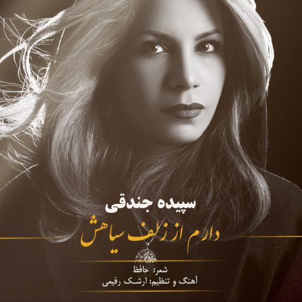 Sepideh Jandaghi - Daram Az Zolfe Siahash
