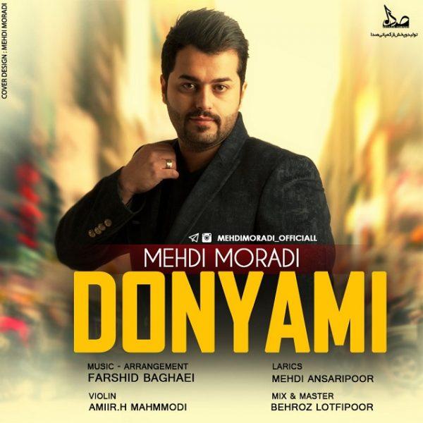 Mehdi Moradi - Donyami