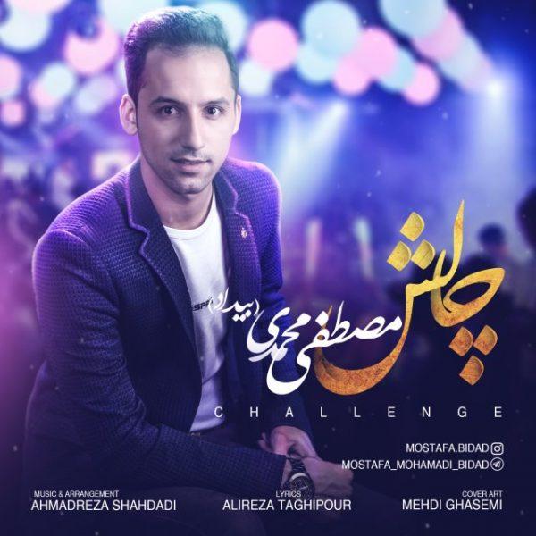 Mostafa Mohamadi (Bidad) - Challenge