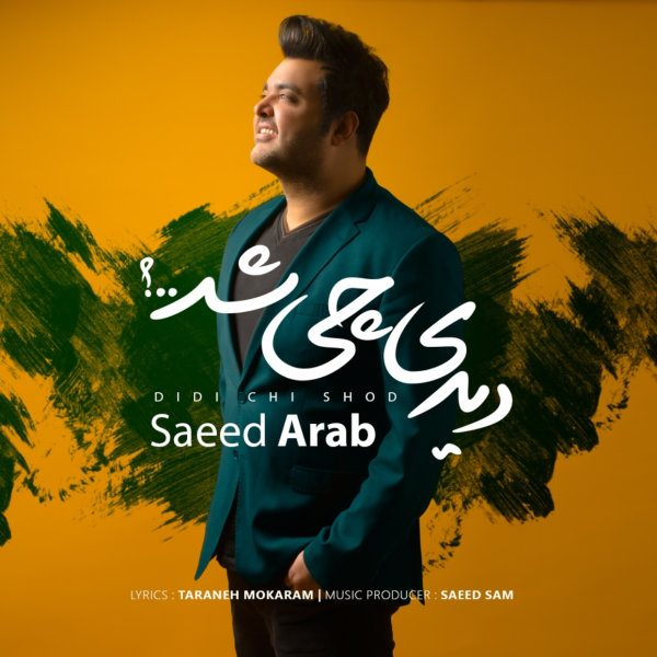 Saeed Arab - Didi Chi Shod