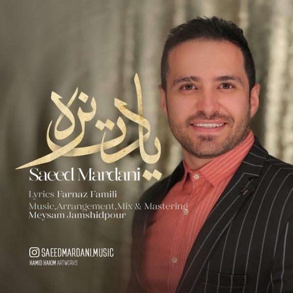 Saeed Mardani - Yadet Nare