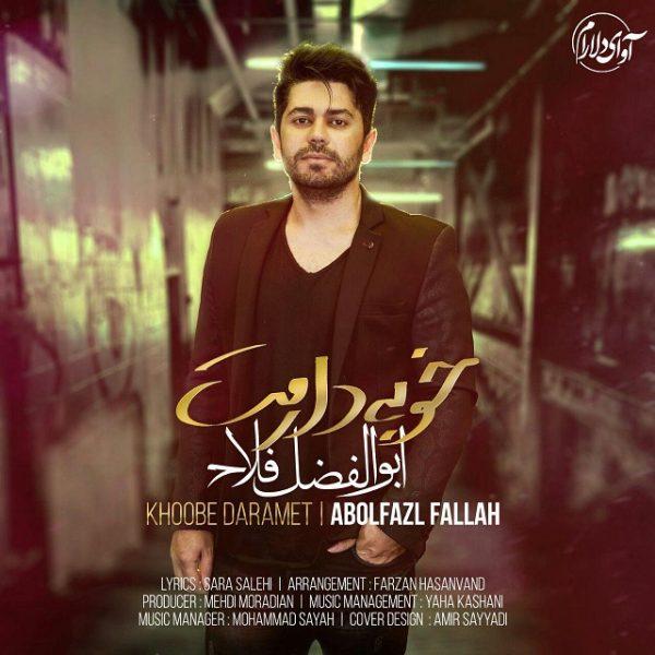 Abolfazl Fallah - Khoobe Daramet