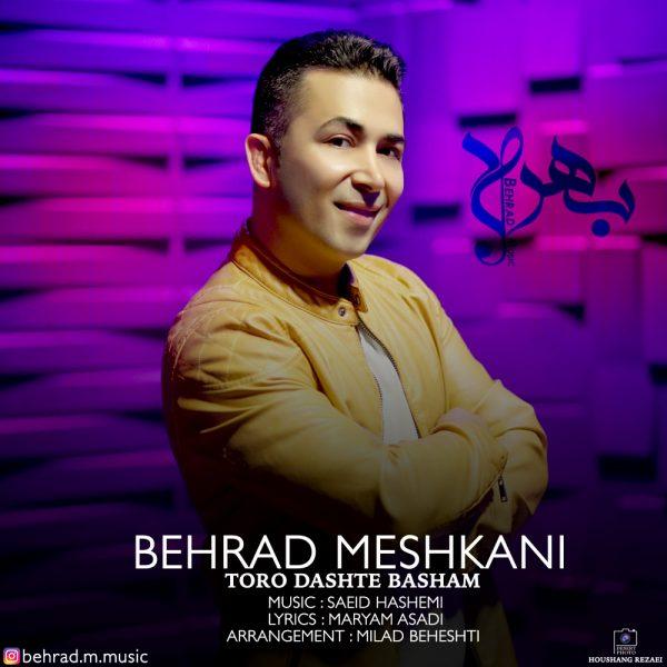 Behrad Meshkani - Toro Dashte Basham