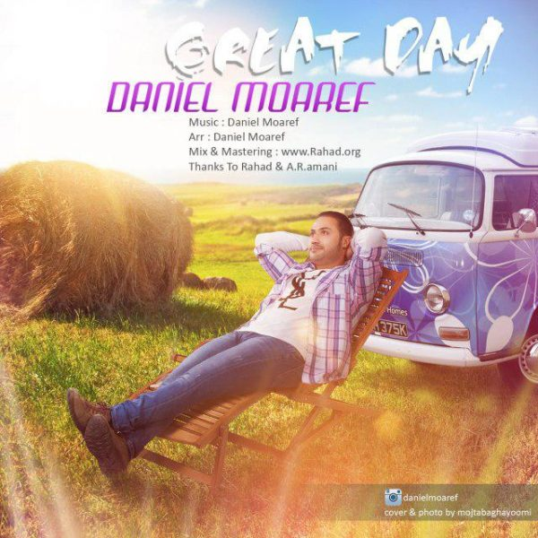 Daniel Moaref - Great Day