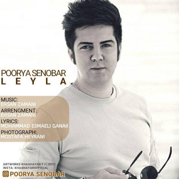 Pooria Senobar - Leyla