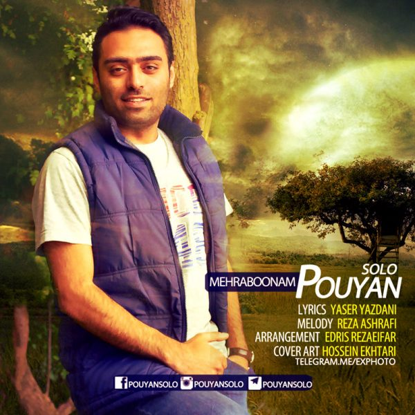 Pouyan Solo - Mehraboonam