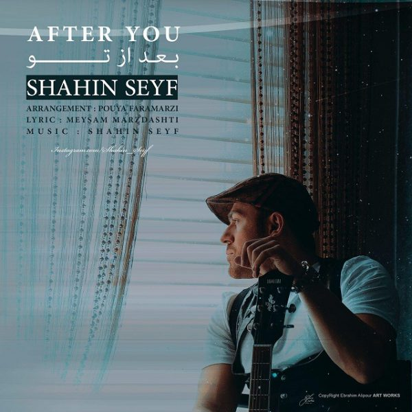 Shahin Seyf - After You
