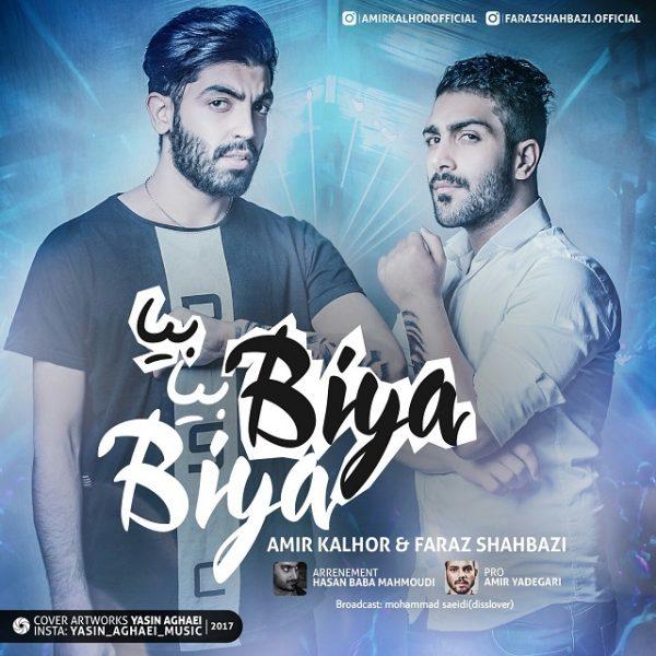 Amir Kalhor & Faraz Shahbazi - Biya Biya