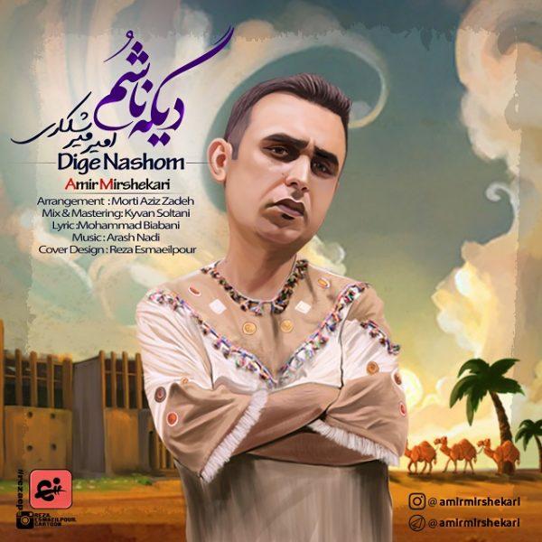 Amir Mirshekari - Dige Nashom