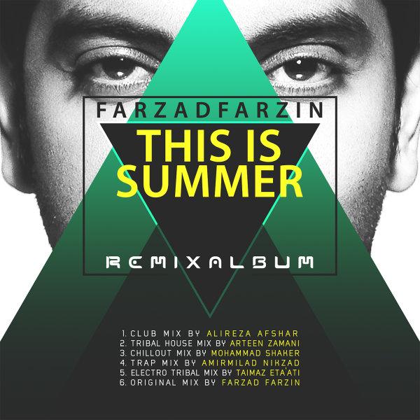 Farzad Farzin - Tabestooneh (Arteen Zamani Tribal House Mix)