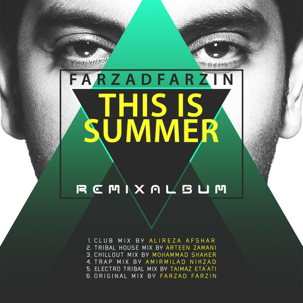 Farzad Farzin - Tabestooneh (Taimaz Etaati Electro Tribal Mix)