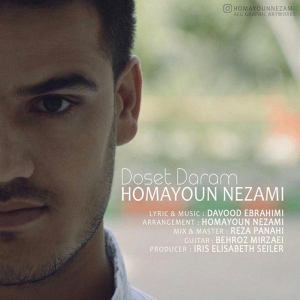 Homayoun Nezami - Doset Daram