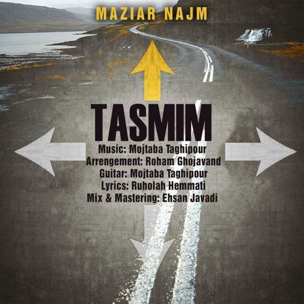 Maziar Najm - Tasmim