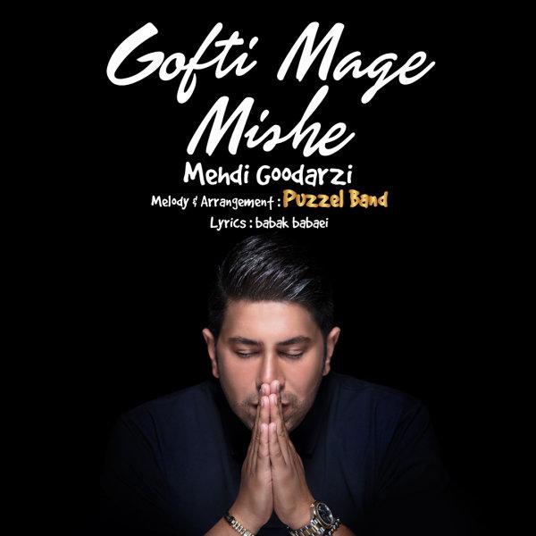 Mehdi Goodarzi - Gofti Mage Mishe