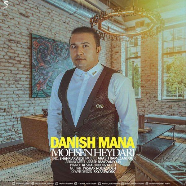 Mohsen Heydari - Danish Mana