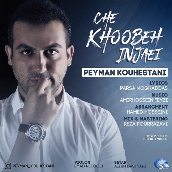 Peyman Kouhestani - Che Khoobeh Injaei