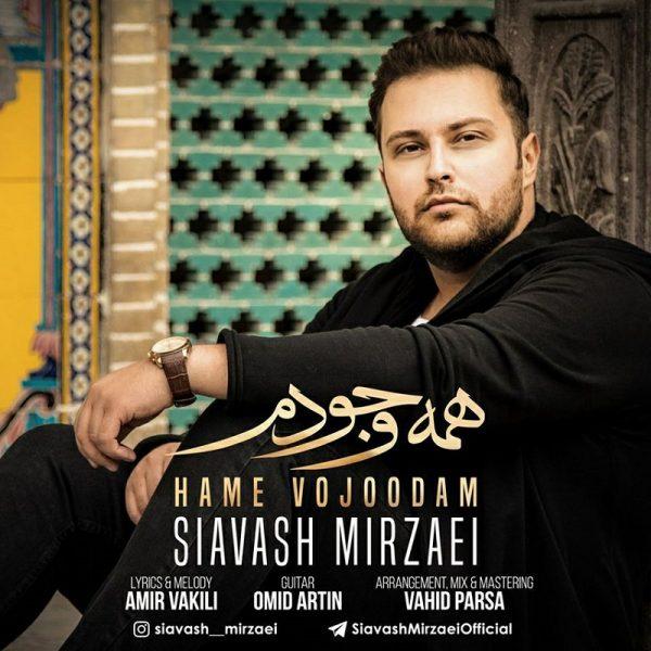 Siavash Mirzaei - Hame Vojoodam