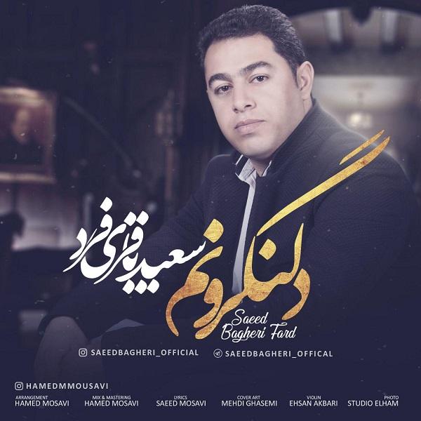 Saeed Bagheri Fard - Del Negaroonam