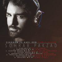 Sohrab Pakzad – Eshgham Ye Kari Kon (Remix)