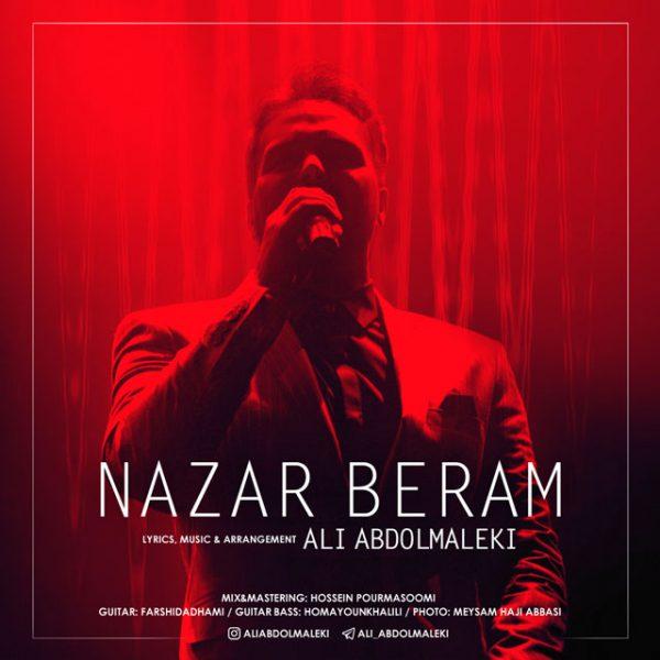 Ali Abdolmaleki - Nazar Beram