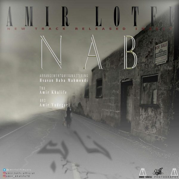 Amir Lotfi - Nab