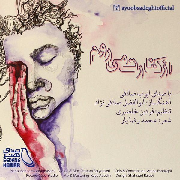 Ayoob Sadeghi - Az Kenarat Miravam