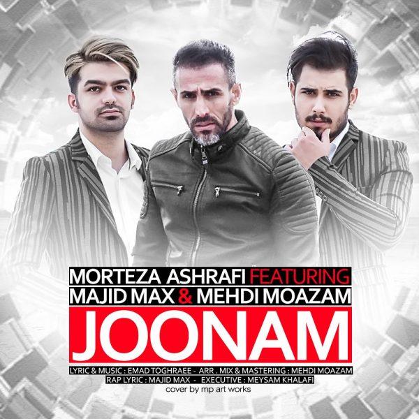 Majid Max & Morteza Ashrafi - Joonam (Ft. Mehdi Moazam)