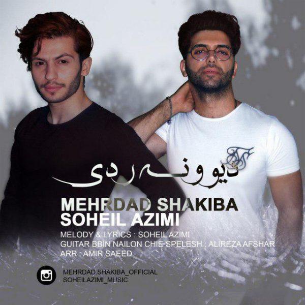Mehrdad Shakiba & Soheil Azimi - Divooneye Radi