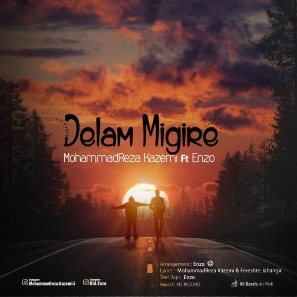 Mohammadreza Kazemi - Delam Migire (Ft. Enzo)