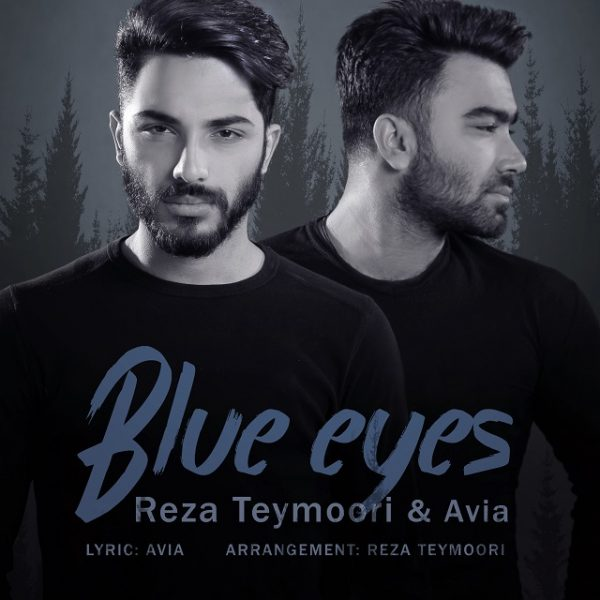 Reza Teymoori & Avia - Blue Eyes