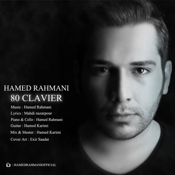 Hamed Rahmani - 80 Clavier