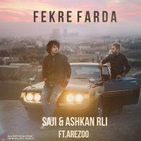 Saji – Fekre Farda (Ft. Ashkan Rli & Arezoo)