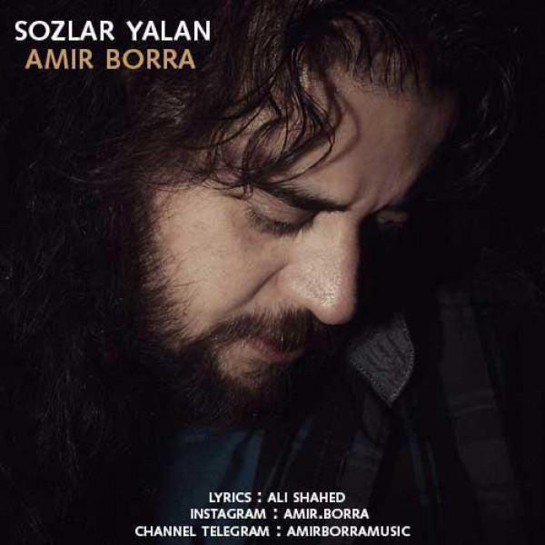 Amir Borra - Sozlar Yalan