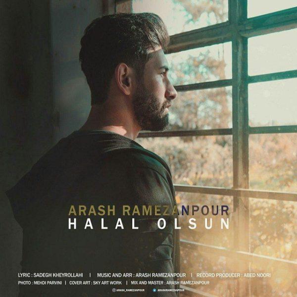 Arash Ramezanpour - Halal Olsun