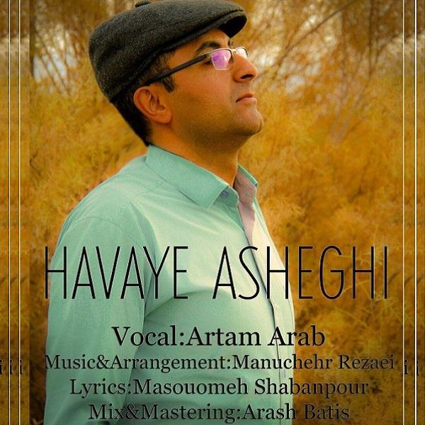 Artam Arab - Havaye Asheghi