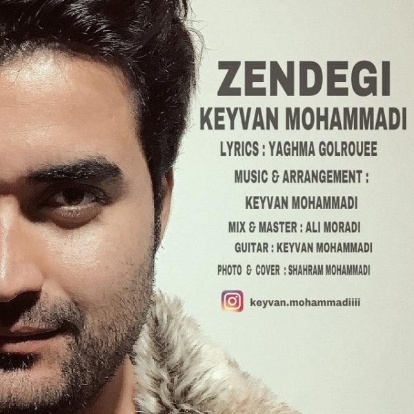 Keyvan Mohammadi - Zendegi