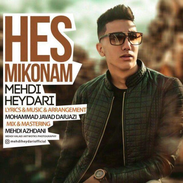 Mehdi Heydari - Hes Mikonam