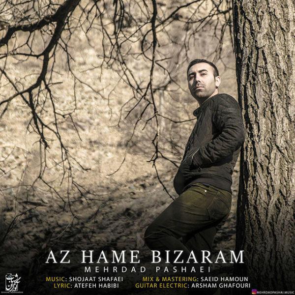 Mehrdad Pashaei - Az Hame Bizaram