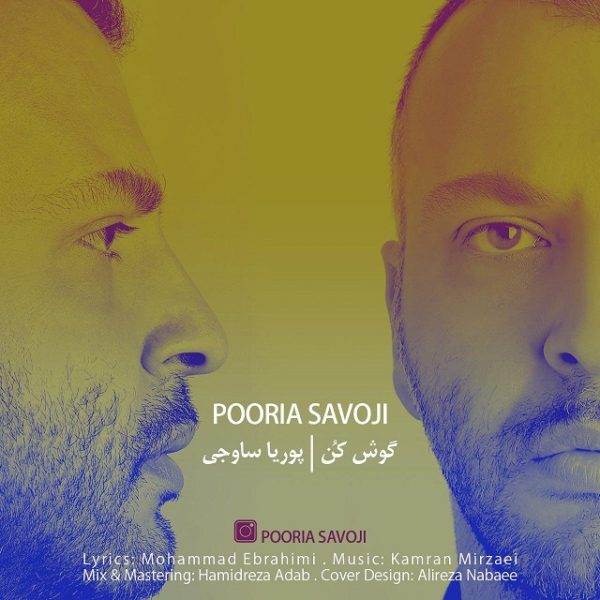 Pooria Savoji - Goosh Kon