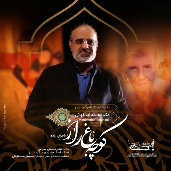 Mohammad Esfahani - Koocheh Baghe Raaz (Live)