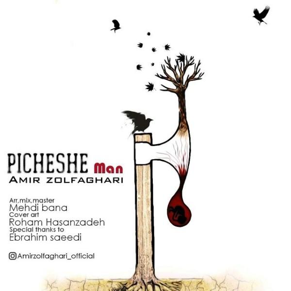Amir Zolfaghari - Picheshe Man