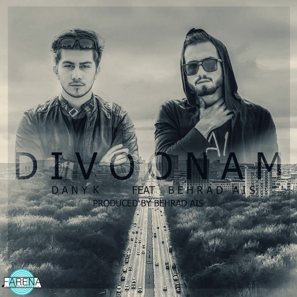 Danyk - Divoonam (Ft. BehradAis)